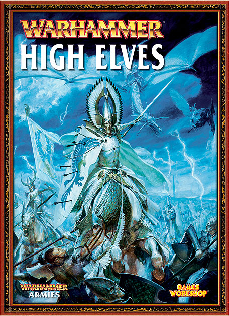 UNIFORMS AND HERALDRY OF THE HIGH ELVES PDF